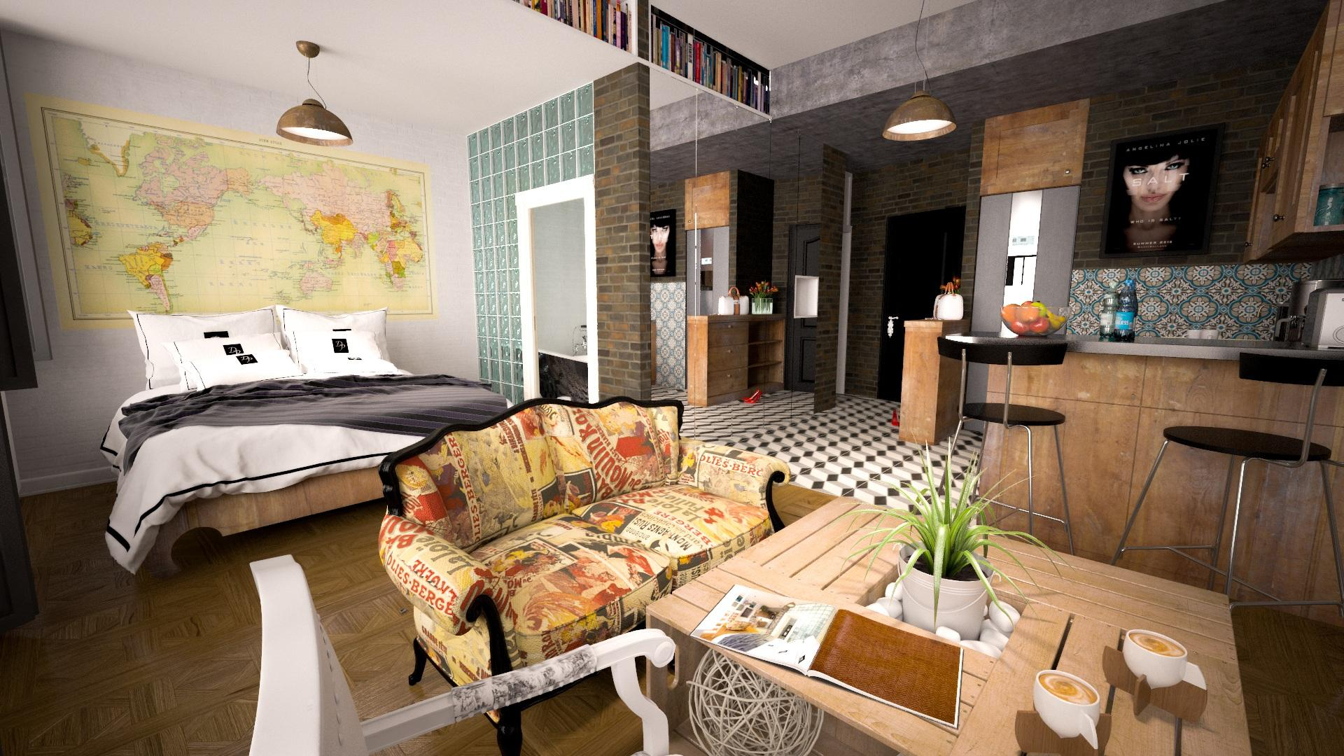 travels inspired apartment - Renovating a Living Room? Experts Share Their Secrets